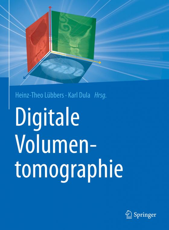Cover-Bild Digitale Volumentomographie