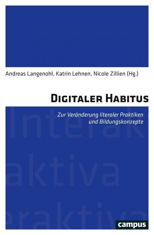 Cover-Bild Digitaler Habitus