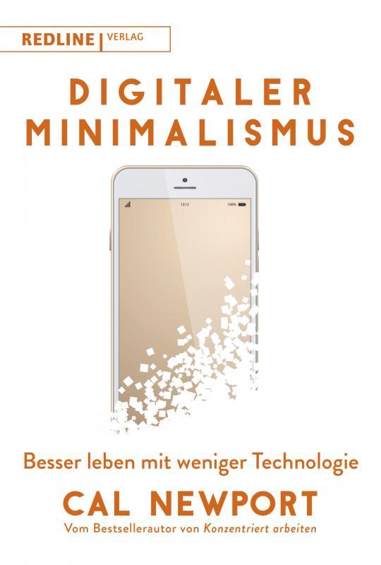 Cover-Bild Digitaler Minimalismus