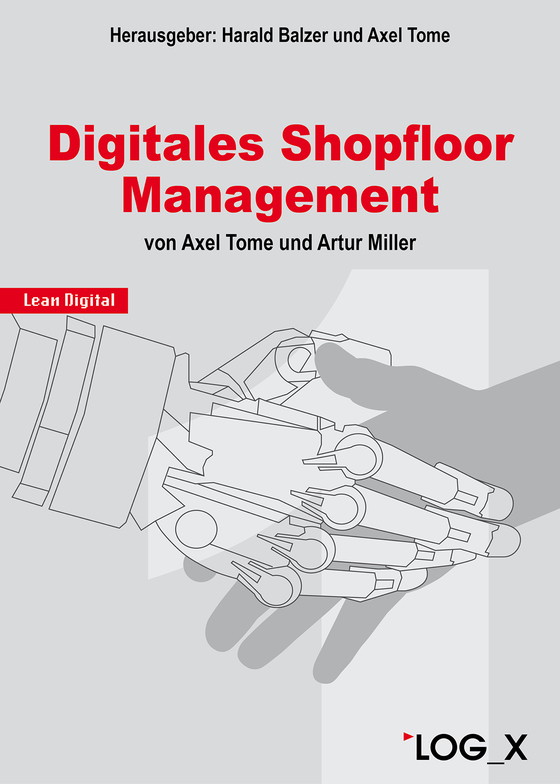 Cover-Bild Digitales Shopfloor Management
