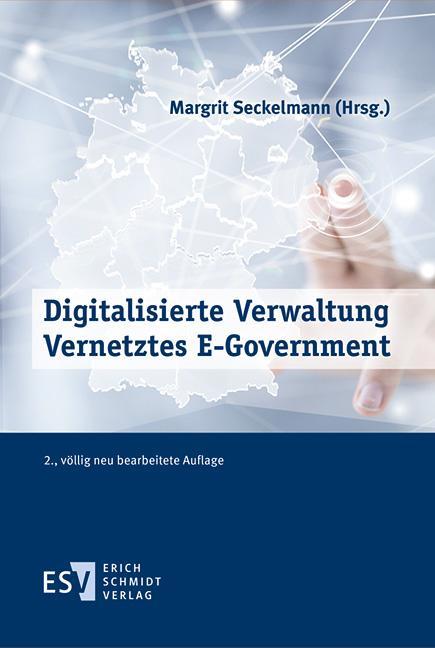 Cover-Bild Digitalisierte Verwaltung - Vernetztes E-Government