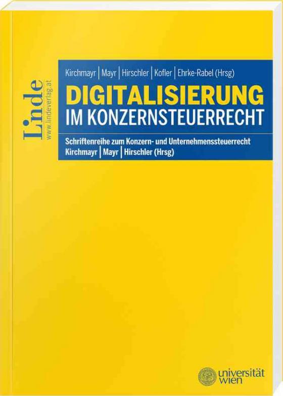 Cover-Bild Digitalisierung im Konzernsteuerrecht