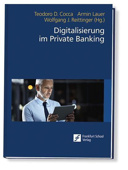 Cover-Bild Digitalisierung im Private Banking