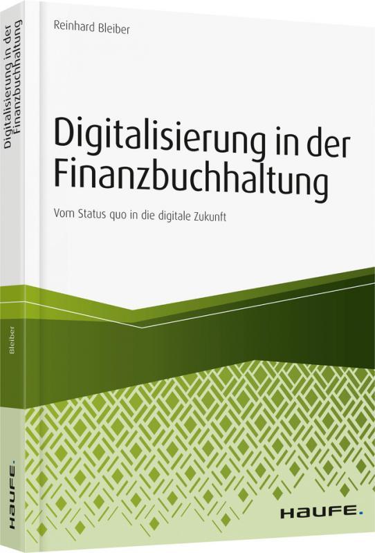 Cover-Bild Digitalisierung in der Finanzbuchhaltung