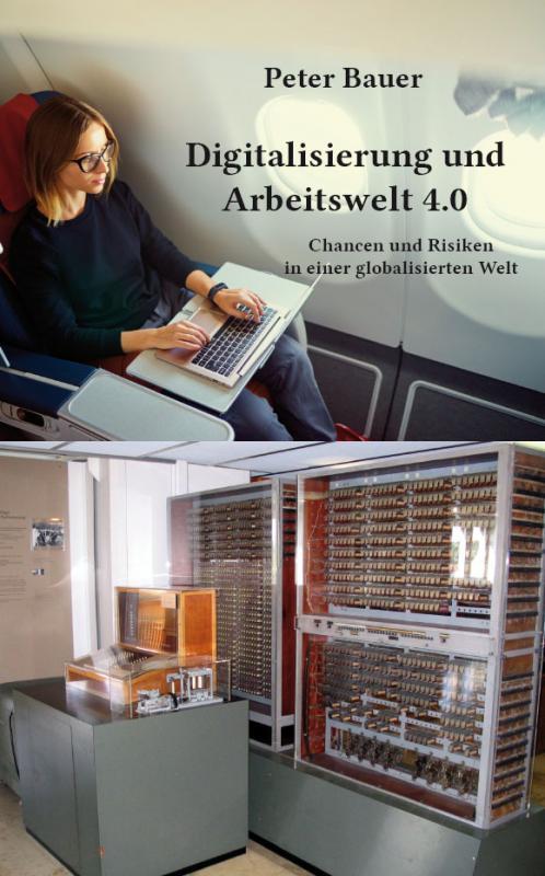 Cover-Bild Digitalisierung und Arbeitswelt 4.0