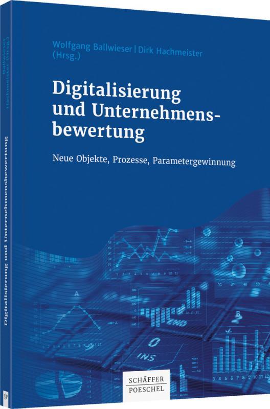Cover-Bild Digitalisierung und Unternehmensbewertung