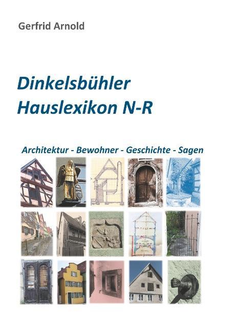 Cover-Bild Dinkelsbühler Hauslexikon N-R