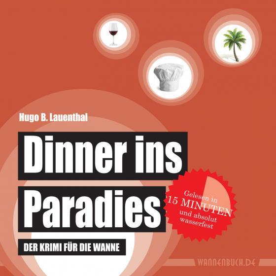 Cover-Bild Dinner ins Paradies