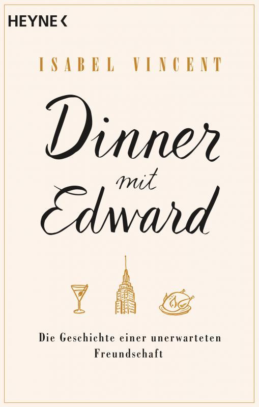 Cover-Bild Dinner mit Edward