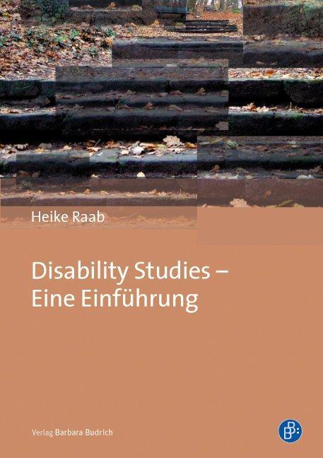 Cover-Bild Disability Studies – Eine Einführung