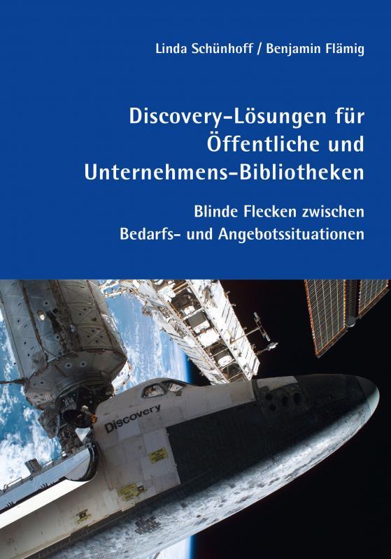 Cover-Bild Discovery-Lösungen für Öffentliche und Unternehmens-Bibliotheken