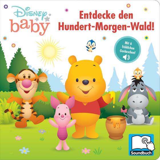 Cover-Bild Disney Baby - Entdecke den Hundert-Morgen-Wald!