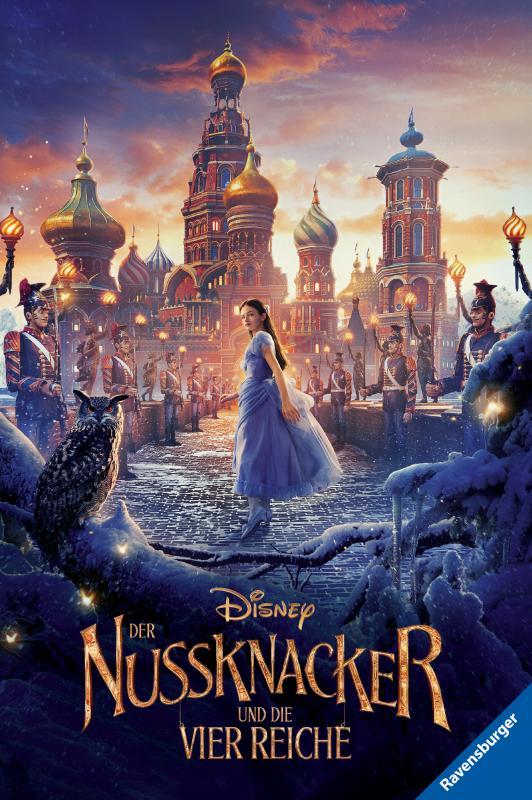 Cover-Bild Disney Der Nussknacker und die Vier Reiche: Der Roman zum Film