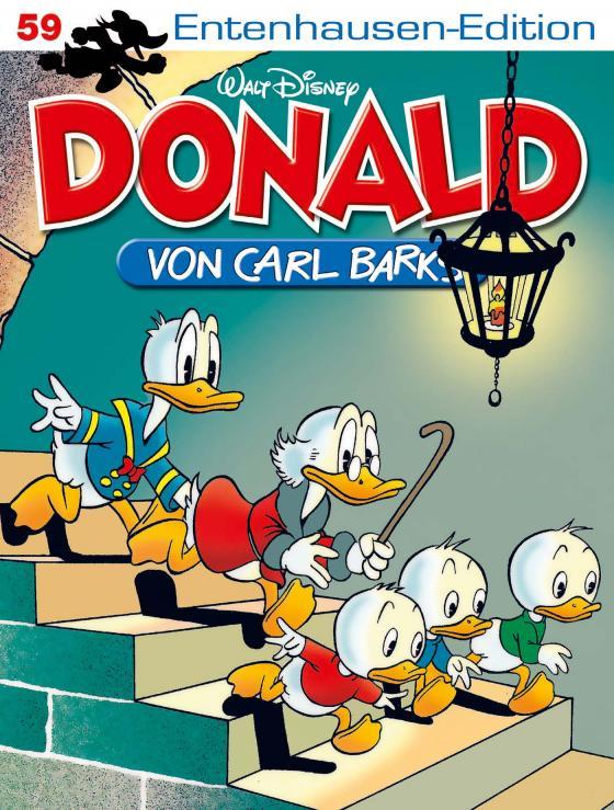 Cover-Bild Disney: Entenhausen-Edition-Donald Bd. 59
