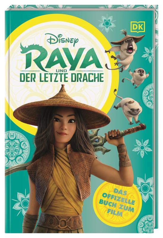 Cover-Bild Disney Raya und der letzte Drache Das offizielle Buch zum Film