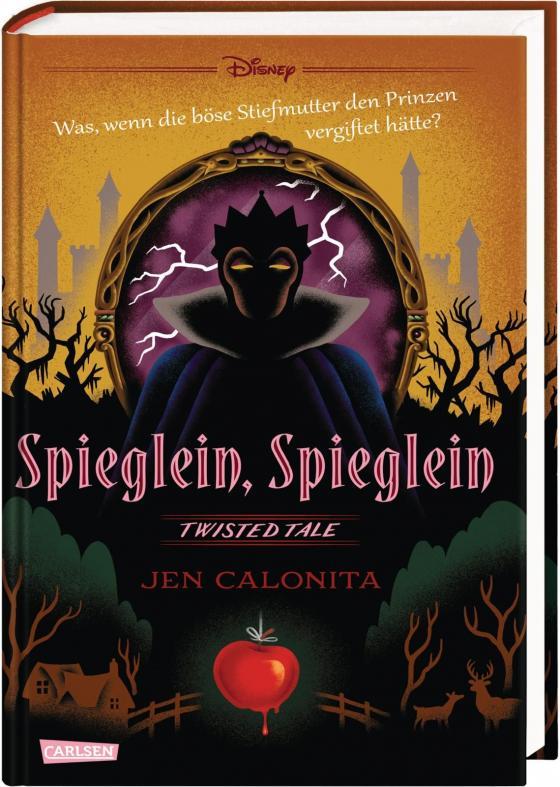 Cover-Bild Disney – Twisted Tales: Spieglein, Spieglein
