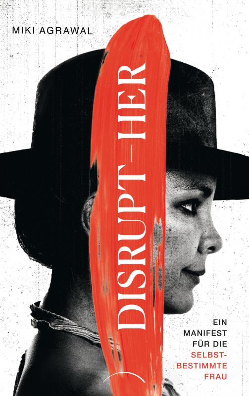 Cover-Bild DISRUPT-HER