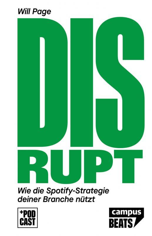 Cover-Bild Disrupt!