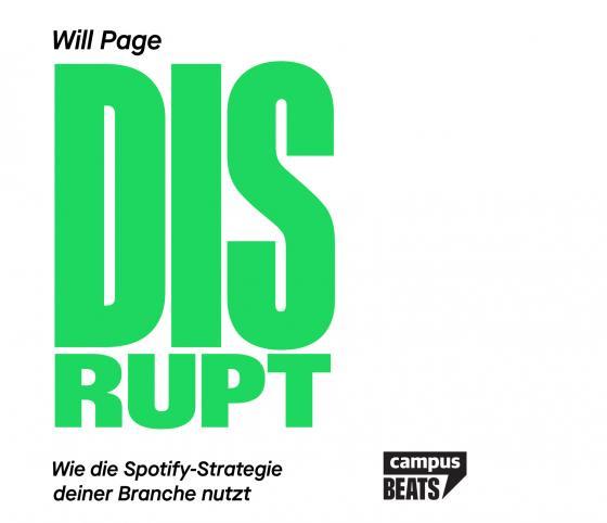Cover-Bild Disrupt