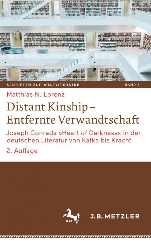 Cover-Bild Distant Kinship – Entfernte Verwandtschaft
