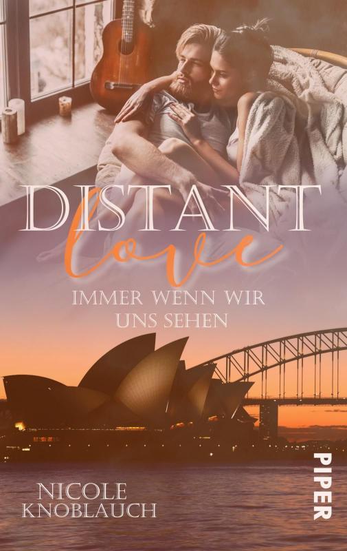 Cover-Bild Distant Love: Immer wenn wir uns sehen