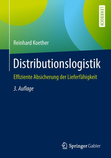 Cover-Bild Distributionslogistik