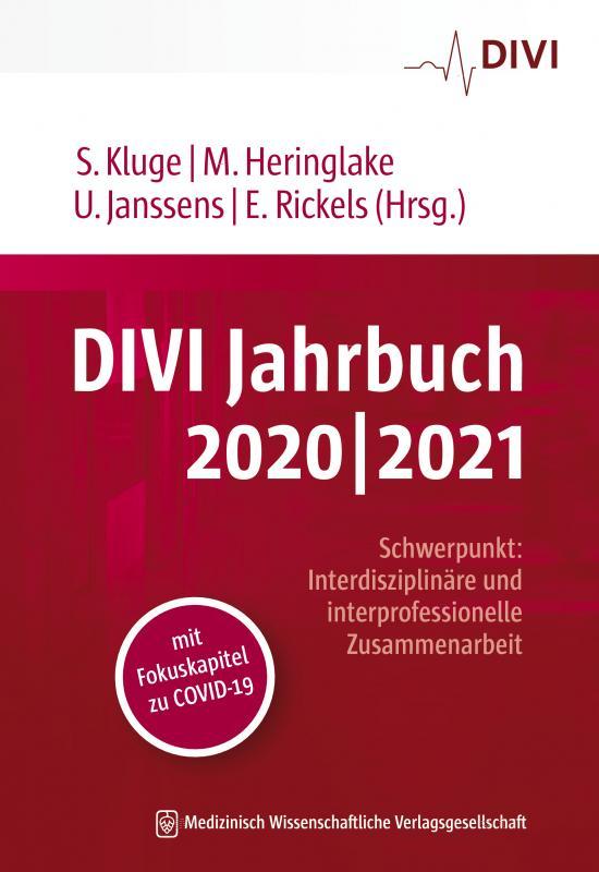 Cover-Bild DIVI Jahrbuch 2020/2021