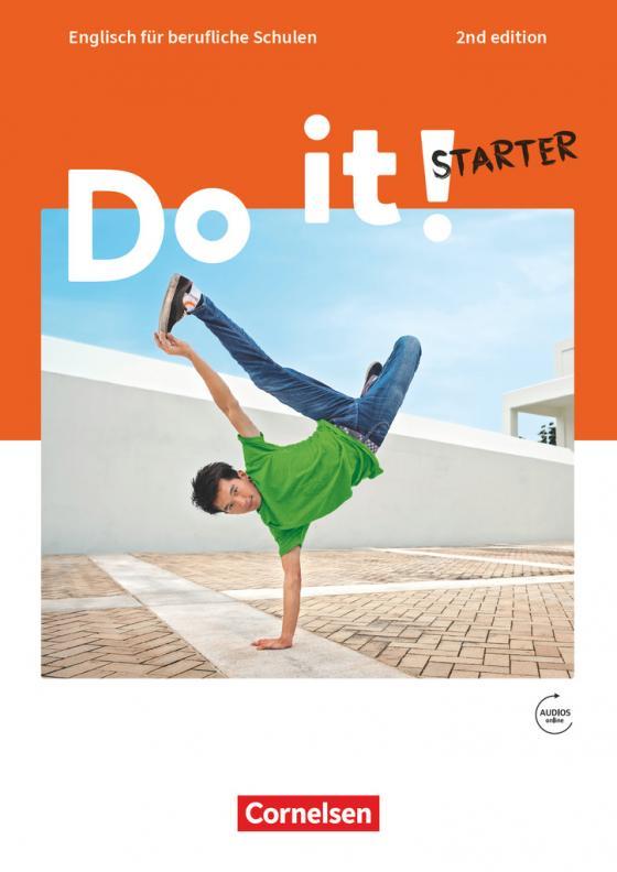 Cover-Bild Do it! - Englisch für berufliche Schulen - 2nd edition - Starter