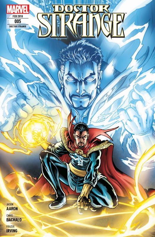 Cover-Bild Doctor Strange