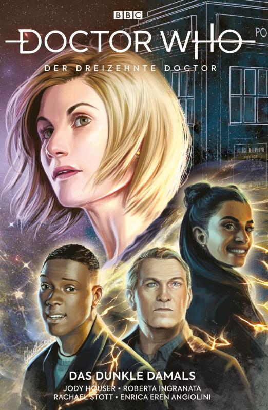 Cover-Bild Doctor Who - Der dreizehnte Doctor
