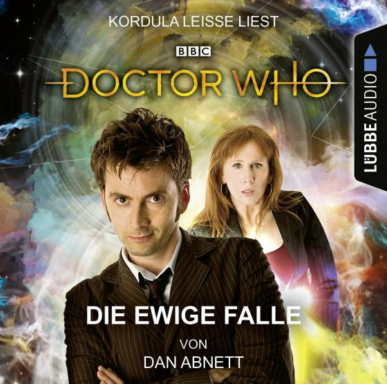 Cover-Bild Doctor Who - Die ewige Falle