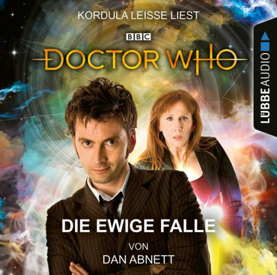 Cover-Bild Doctor Who - Die ewige Falle