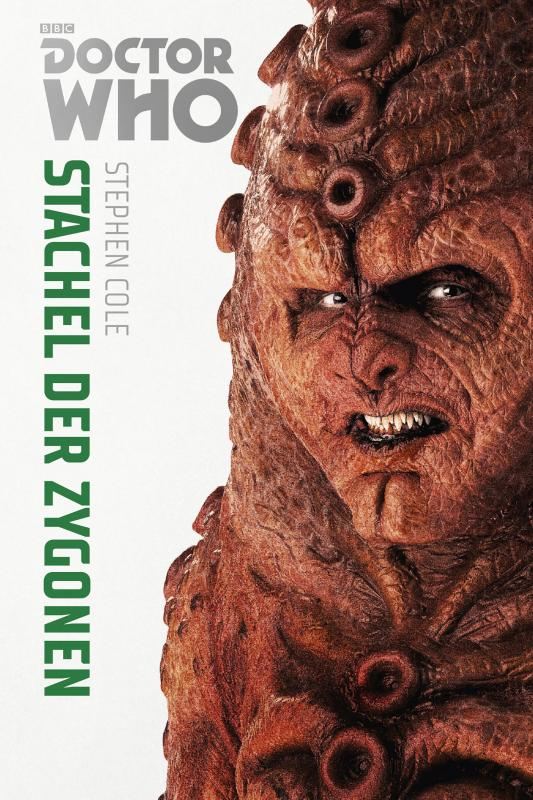 Cover-Bild Doctor Who Monster-Edition 5: Stachel der Zygonen