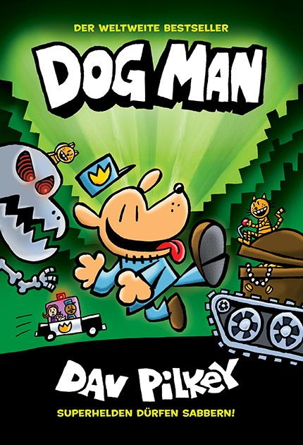 Cover-Bild Dog Man 2