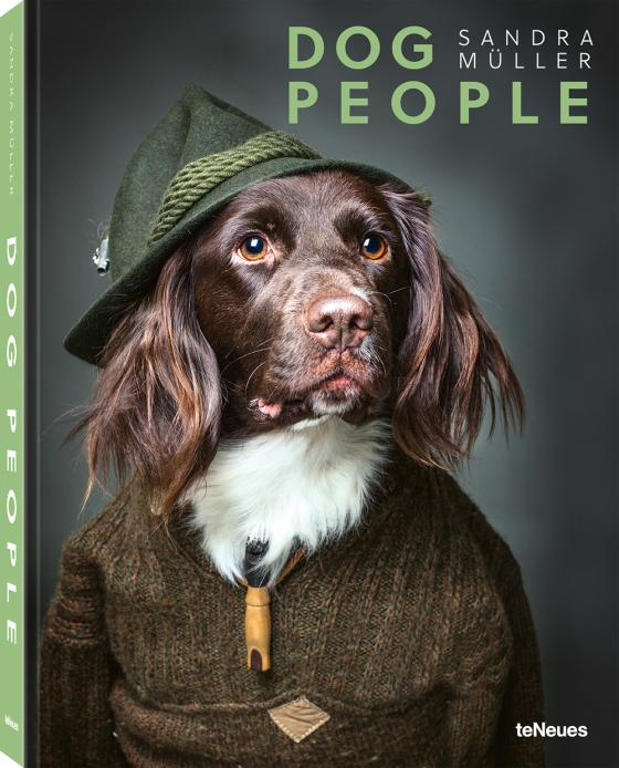 Cover-Bild Dog People (Small Flexicover Edition)