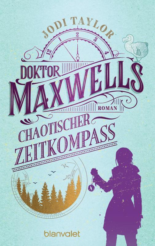 Cover-Bild Doktor Maxwells chaotischer Zeitkompass