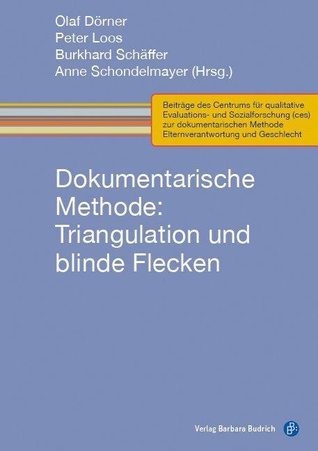 Cover-Bild Dokumentarische Methode: Triangulation und blinde Flecken