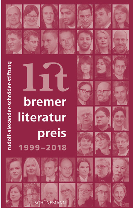 Cover-Bild Dokumentation Bremer Literaturpreis 1999-2018