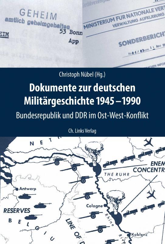 Cover-Bild Dokumente zur deutschen Militärgeschichte 1945-1990