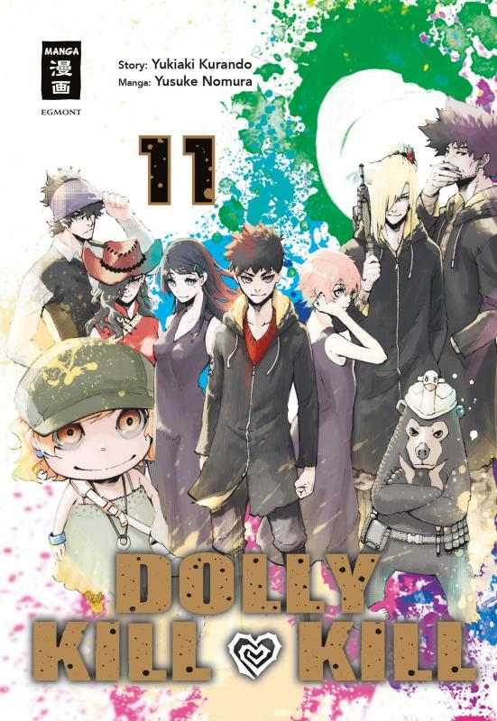 Cover-Bild Dolly Kill Kill 11