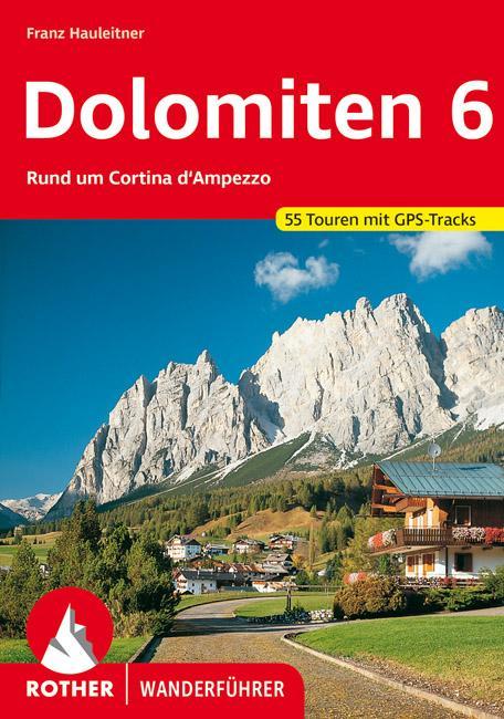 Cover-Bild Dolomiten 6
