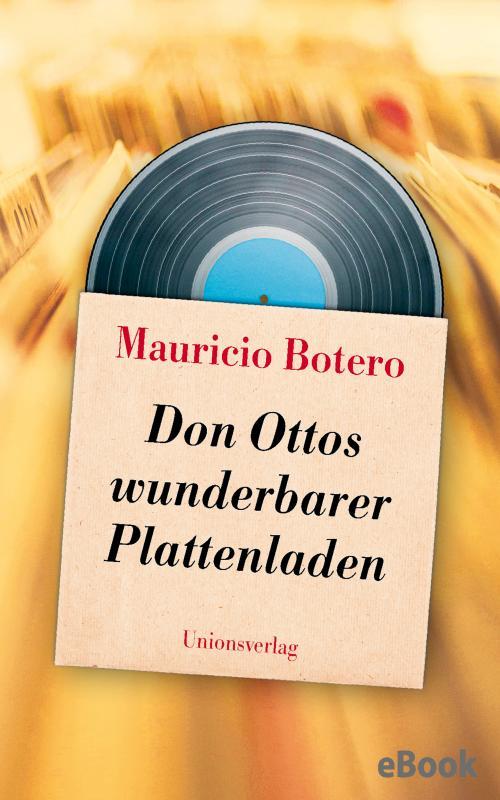 Cover-Bild Don Ottos wunderbarer Plattenladen