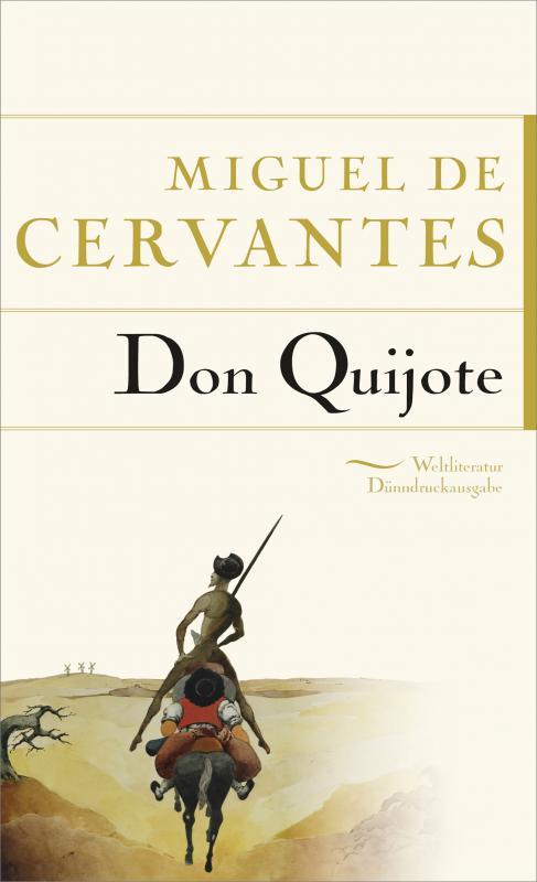 Cover-Bild Don Quijote
