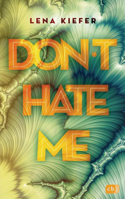 Cover-Bild Don't HATE me
