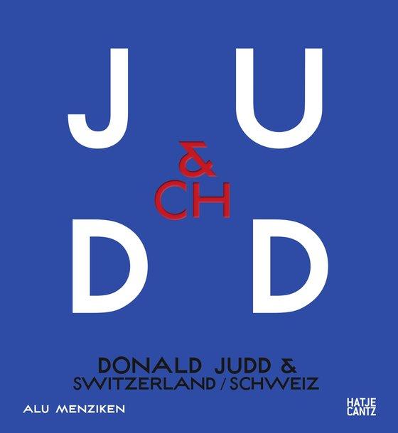 Cover-Bild Donald Judd