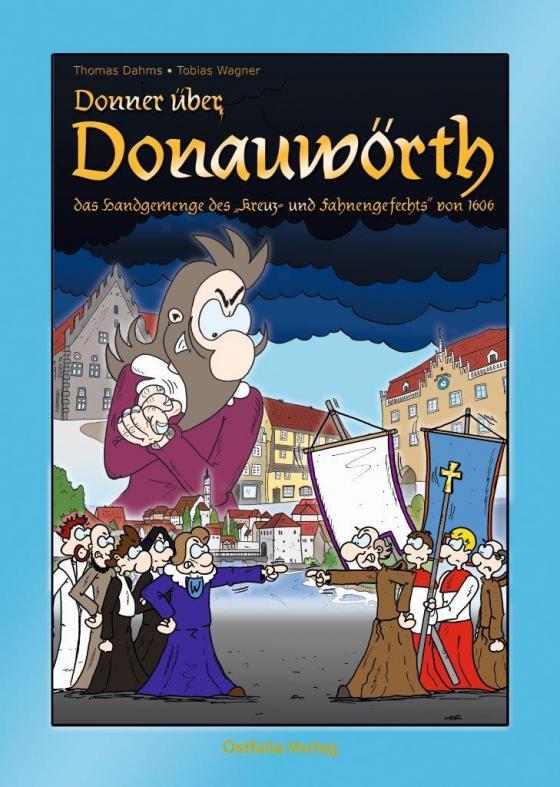 Cover-Bild Donner über Donauwörth
