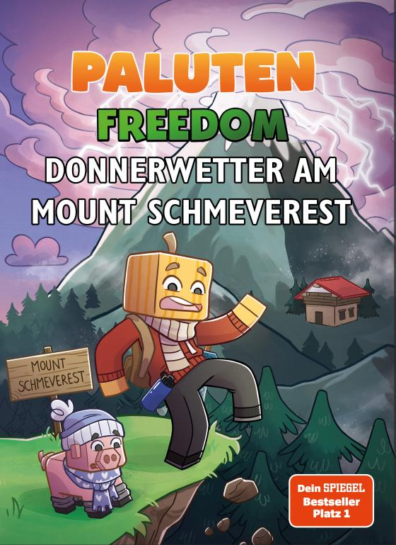 Cover-Bild Donnerwetter am Mount Schmeverest