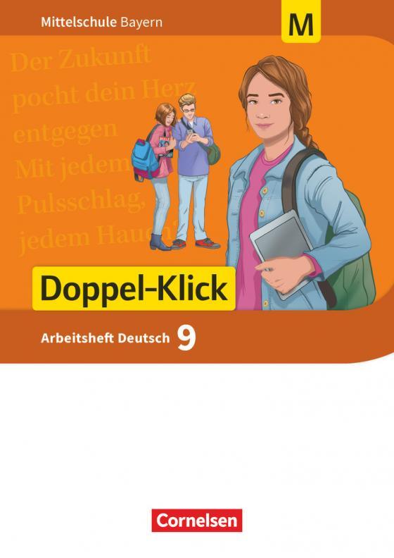 Cover-Bild Doppel-Klick - Das Sprach- und Lesebuch - Mittelschule Bayern - 9. Jahrgangsstufe