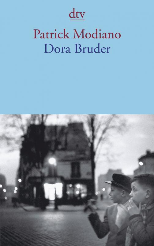 Cover-Bild Dora Bruder