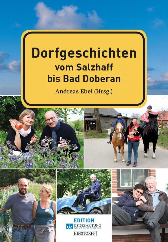 Cover-Bild Dorfgeschichten vom Salzhaff bis Bad Doberan